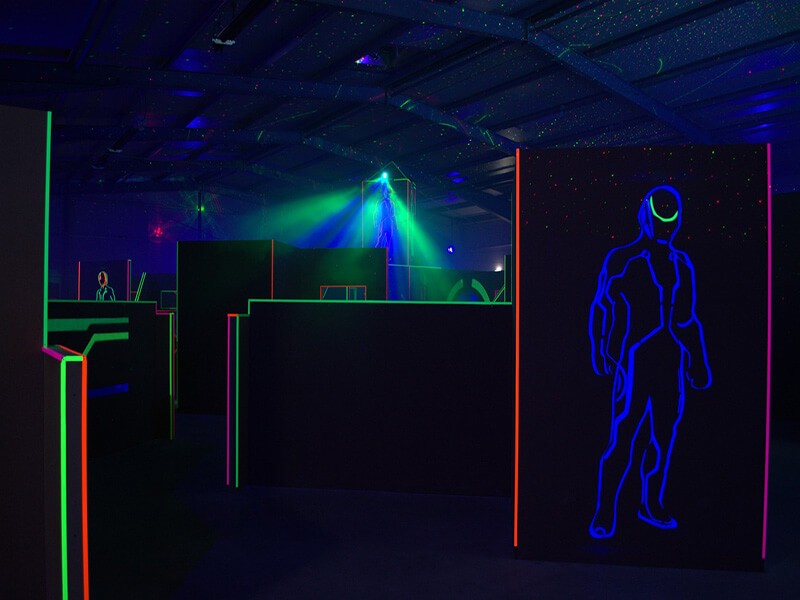 Laserspace, Zaragoza
