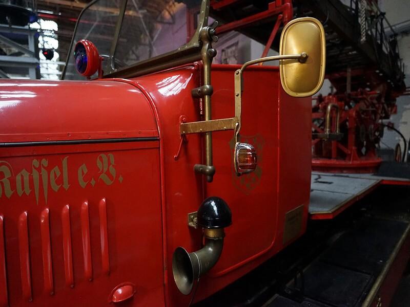 museo de bomberos, Zaragoza