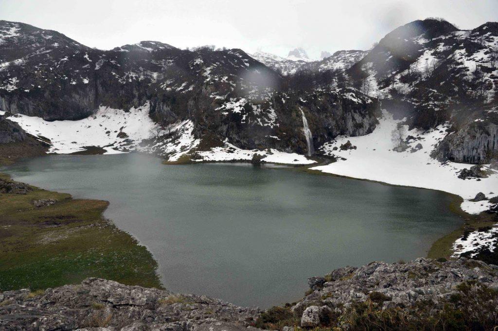 lago el bricial