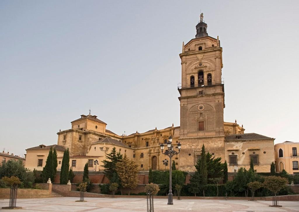 catedral guadix granada