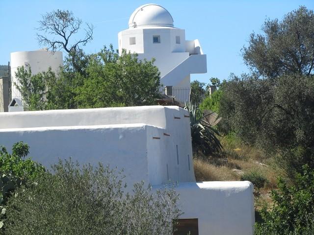 observatorio astronómico de Puig des Molins