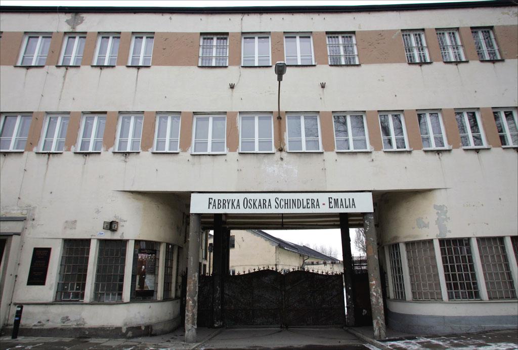 fabrica oskar schindler polonia