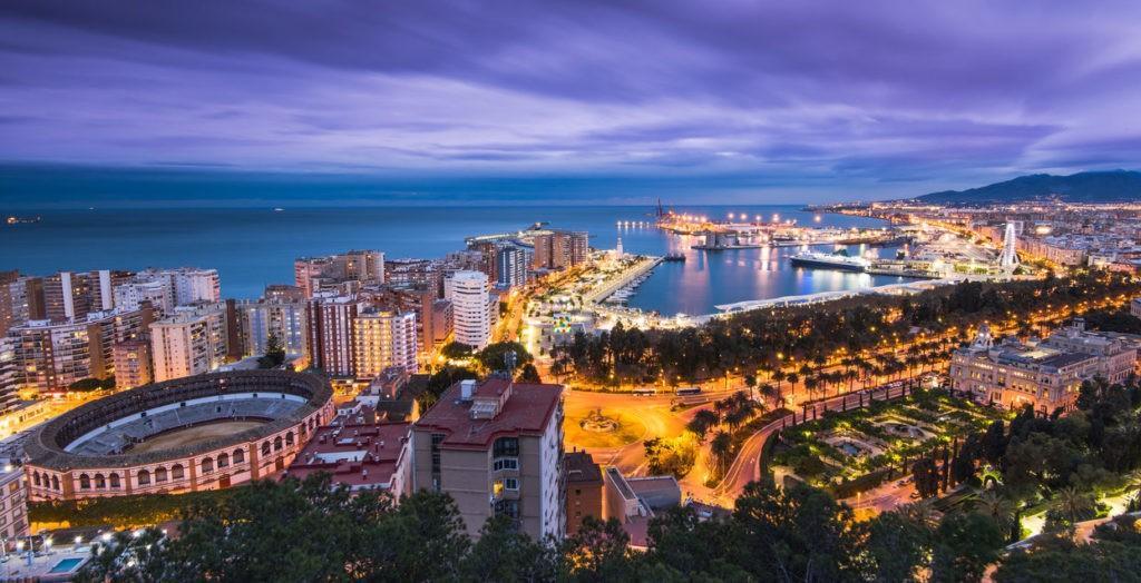 Planes relajantes en Malaga