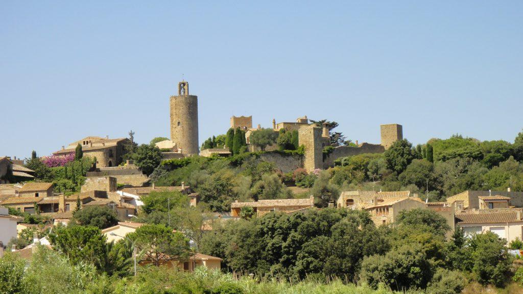 pals pueblo medieval girona
