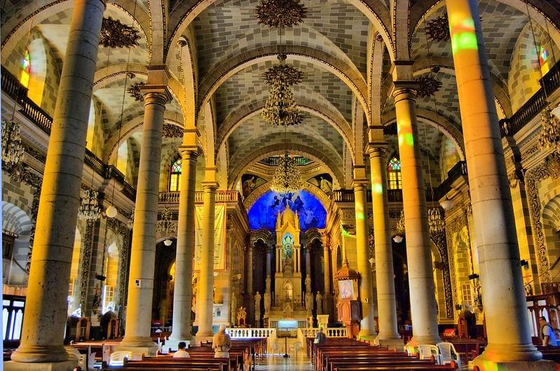 catedral maztlan