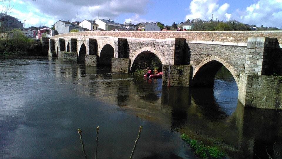 que ver en lugo puente romano