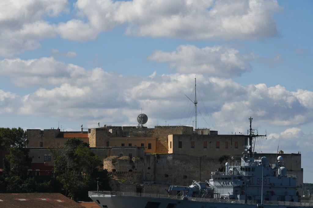 Castillo Svevo Brindisi que hacer en Brindisi