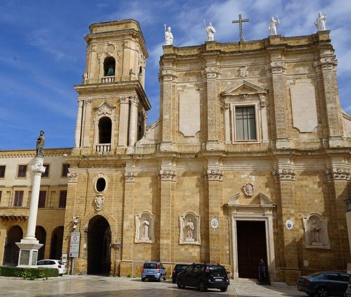 Catedral de Brindisi que ver