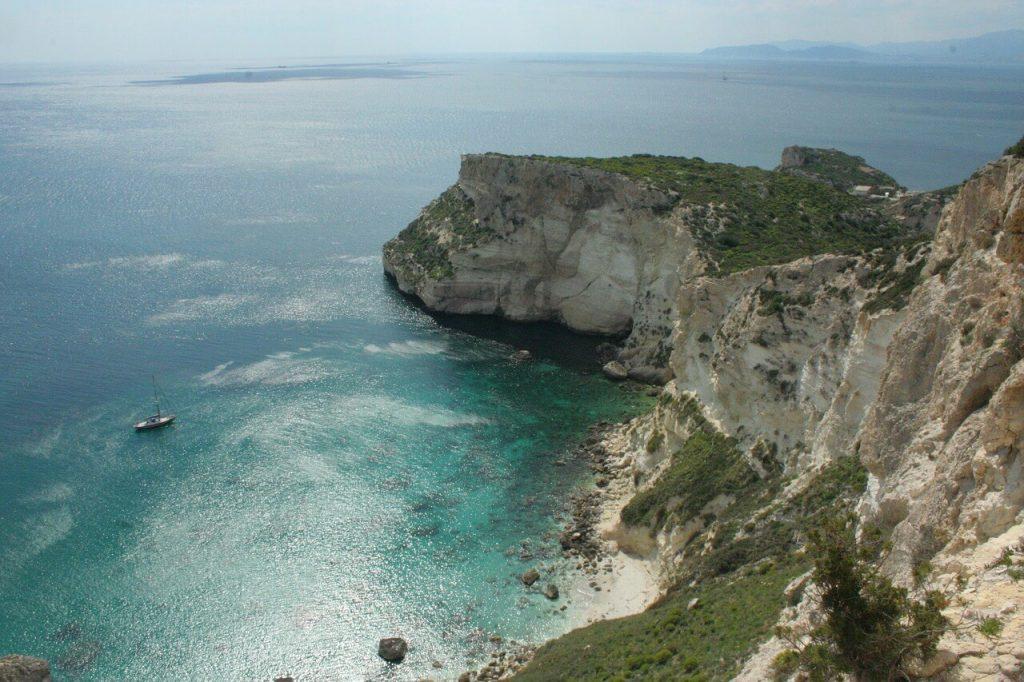 Que hacer en Cagliari playa calamosca