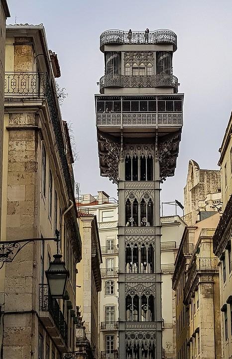Que ver en Lisboa Sant Justa