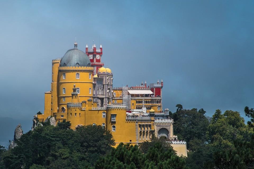 que ver en los alrededores de Lisboa Sintra