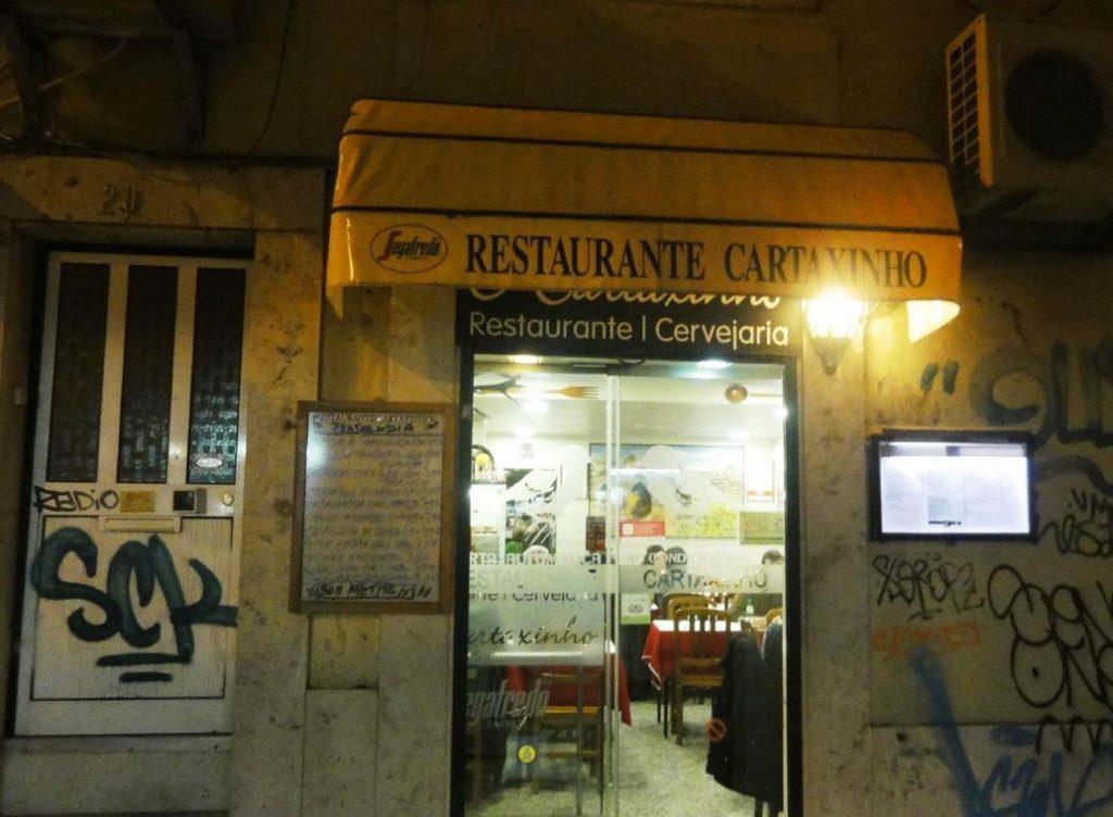 restaurantes recomendados Lisboa