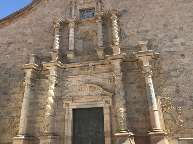 Iglesia de la Asuncion, Ares del Maestrat