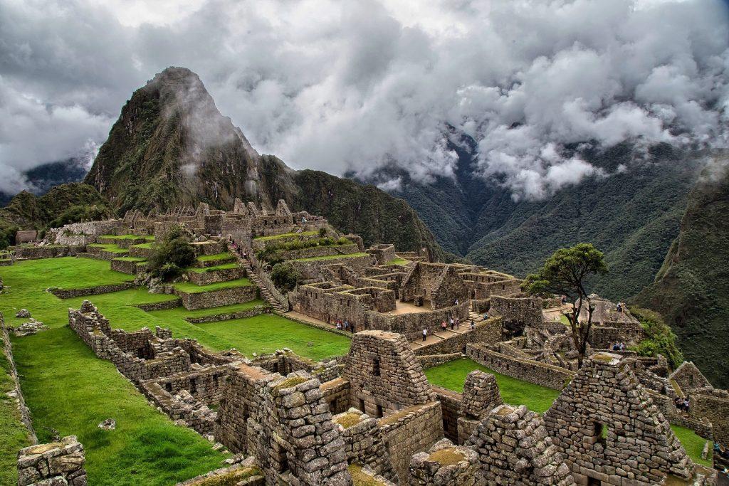 caminos incas machu picchu trekking