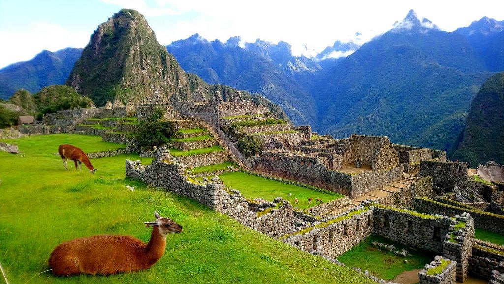caminos incas machu picchu