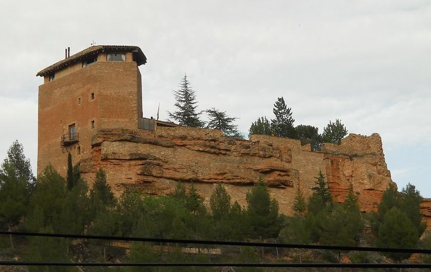 castillo arcos del jalon