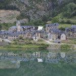 Qué ver en Lanuza (Huesca), el pueblo que resistió una inundación