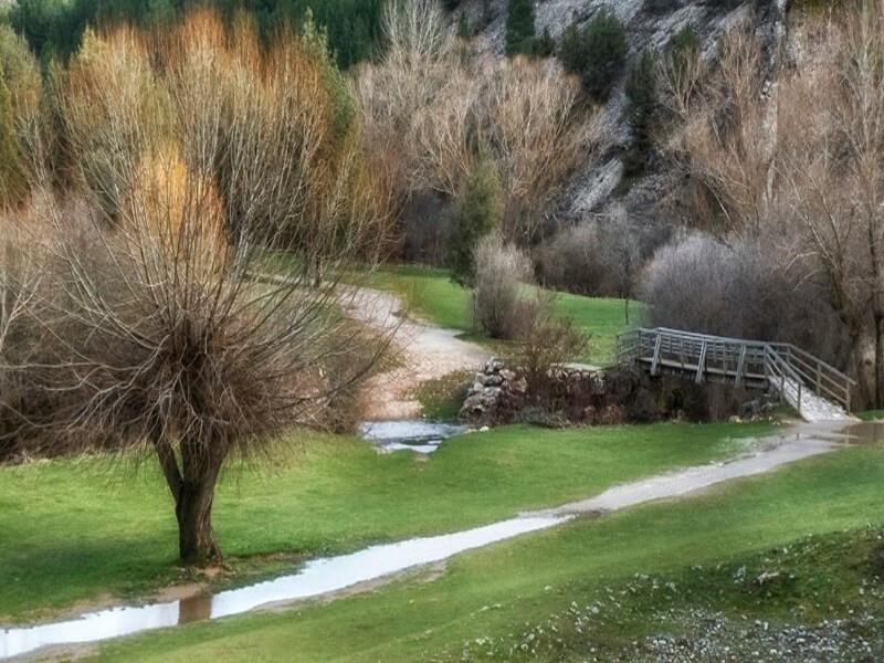 Cañón Río Lobos, Burgo de Osma