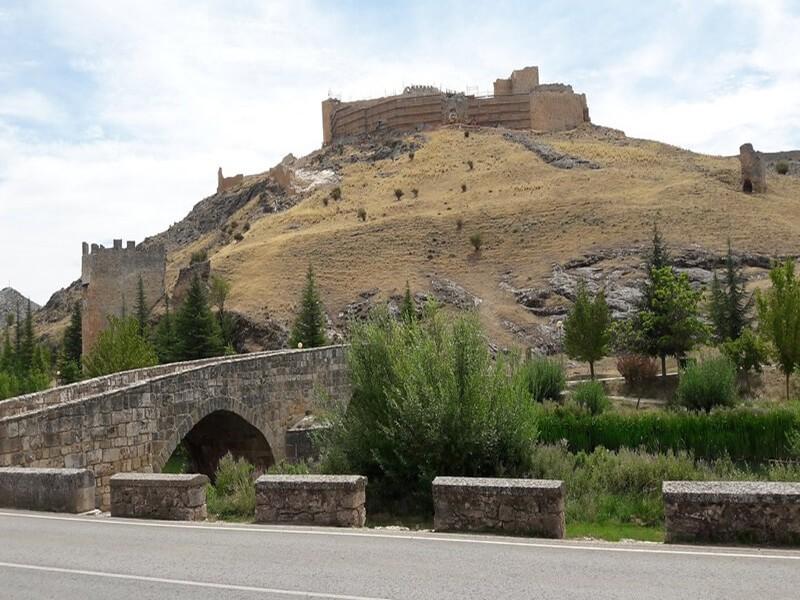 Castillo de Osma, Burgo de Osma