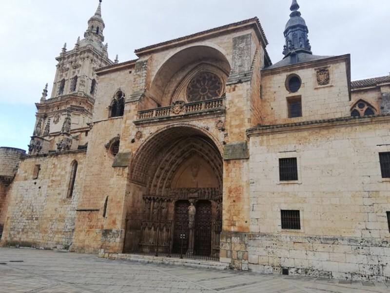 Catedral de La Asunción, Burgo de Osma