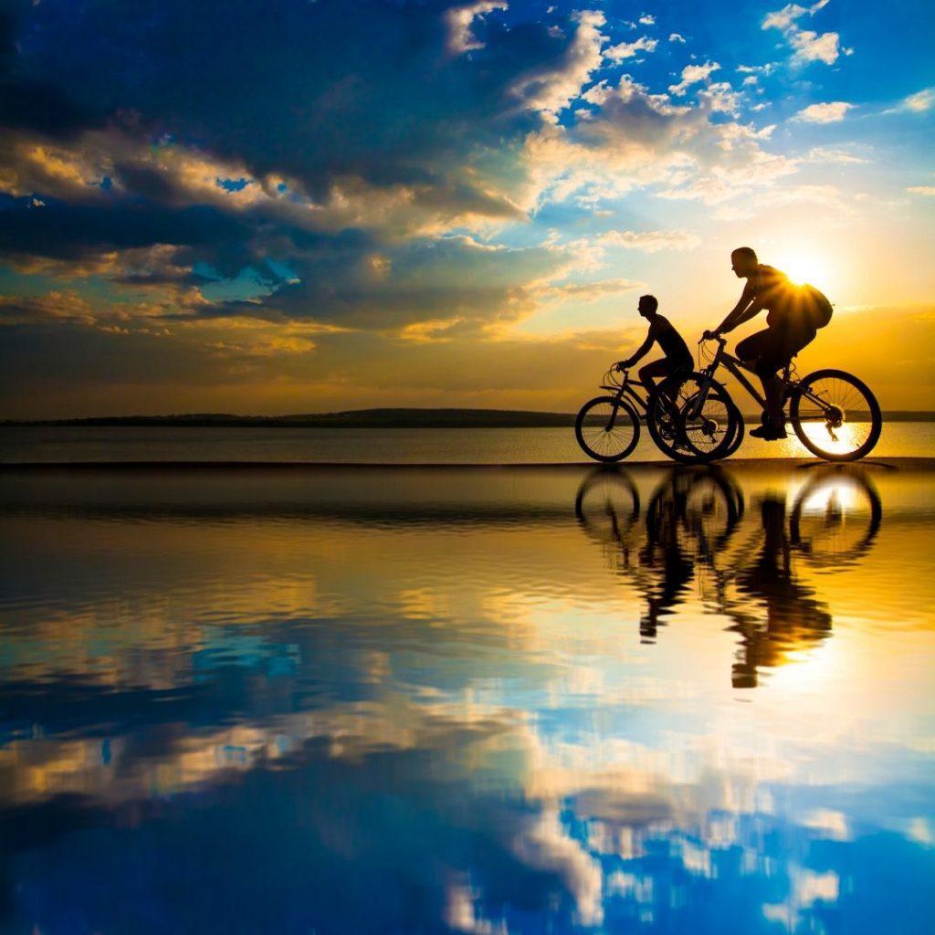 ruta en bicicleta por andalucia