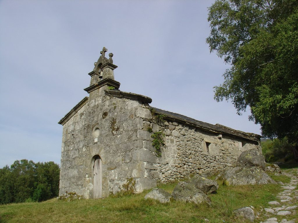 Iglesia de Piornedo