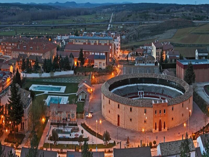 Plaza de Toros, Burgo de Osma