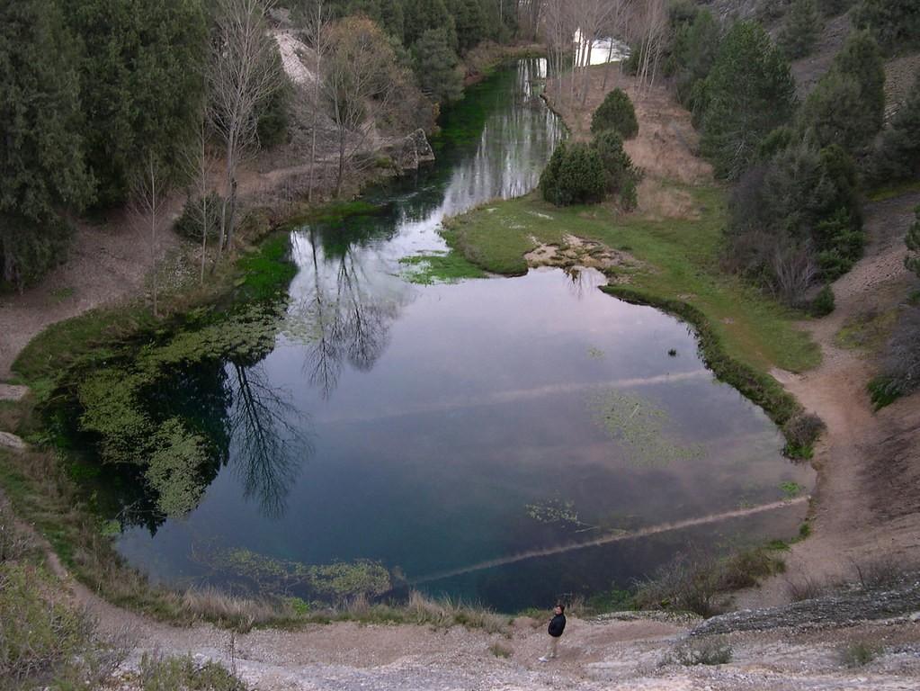 la fuentona de muriel laguna negra soria