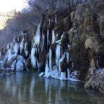 Ruta por el nacimiento del río Cuervo (Con la cascada helada)