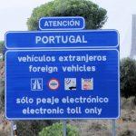 Peajes en el Algarve. Guía (RESUMIDA) para no pagar multas en Portugal
