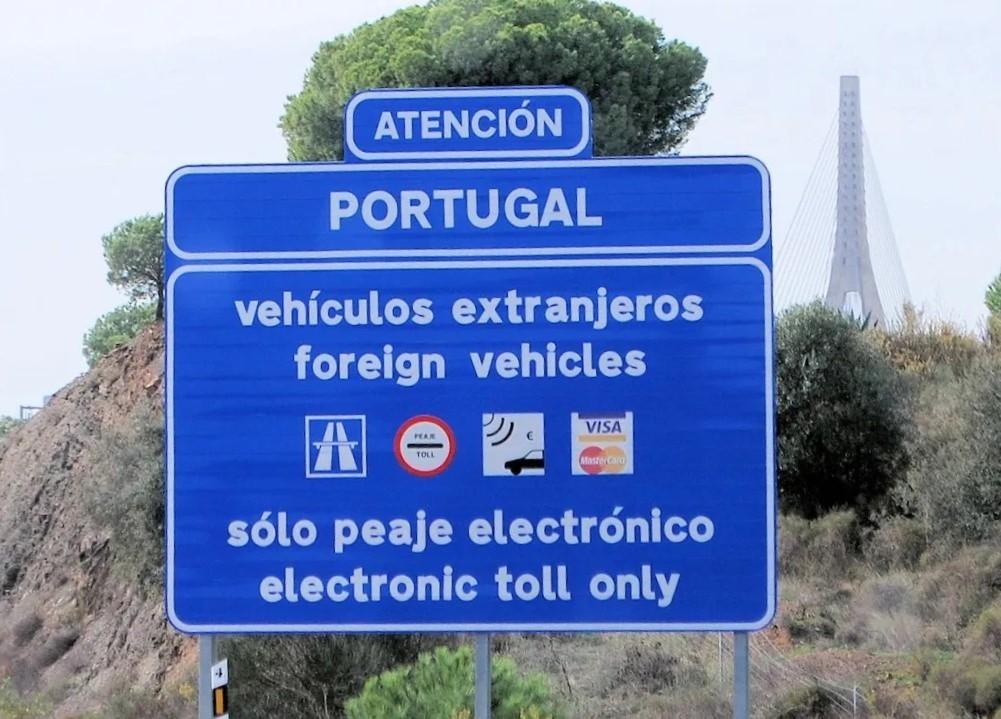 peajes en el algarve portugal como evitar multas