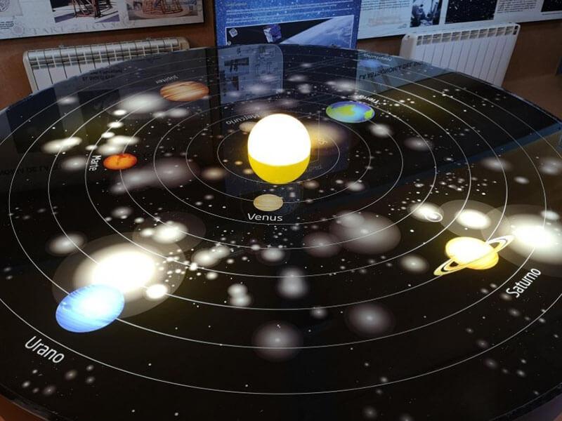 Aula de la Astronomía AstroYebes, Guadalajara