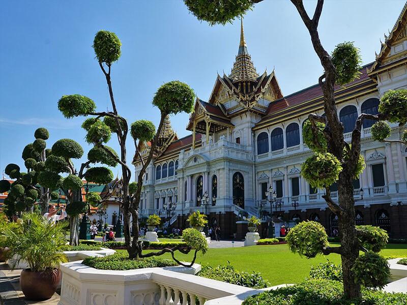 El Gran Palacio, Bangkok