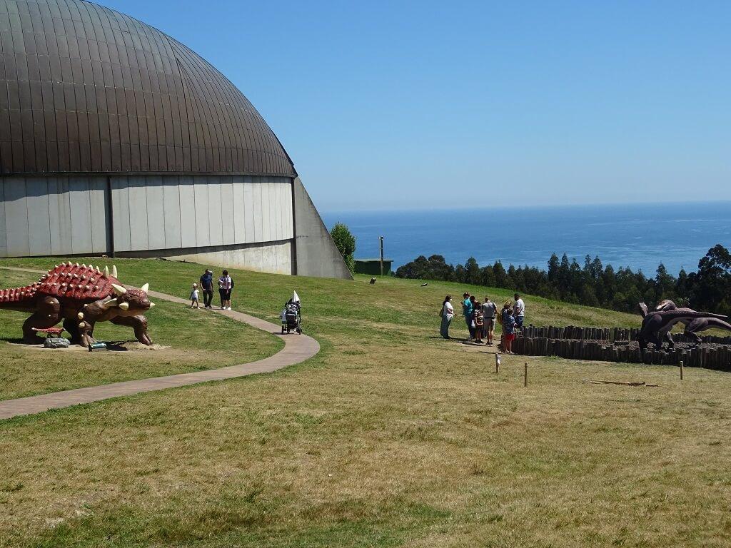 Museo del Jurasico de Asturias