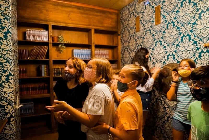 escape room ninos barcelona aventurico