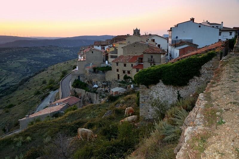 ruta pueblos bonitos castellon