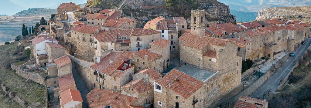 pueblos medievales castellon