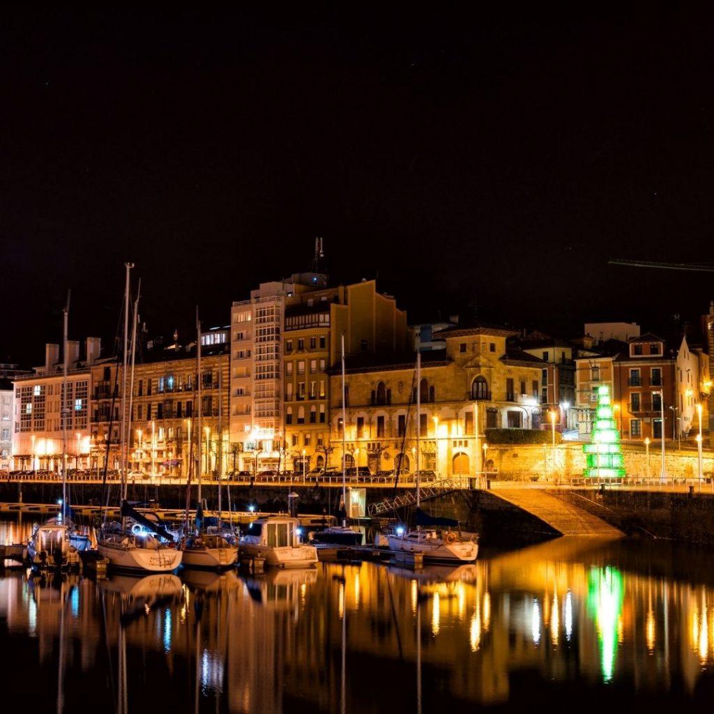 cimadevilla-Gijón