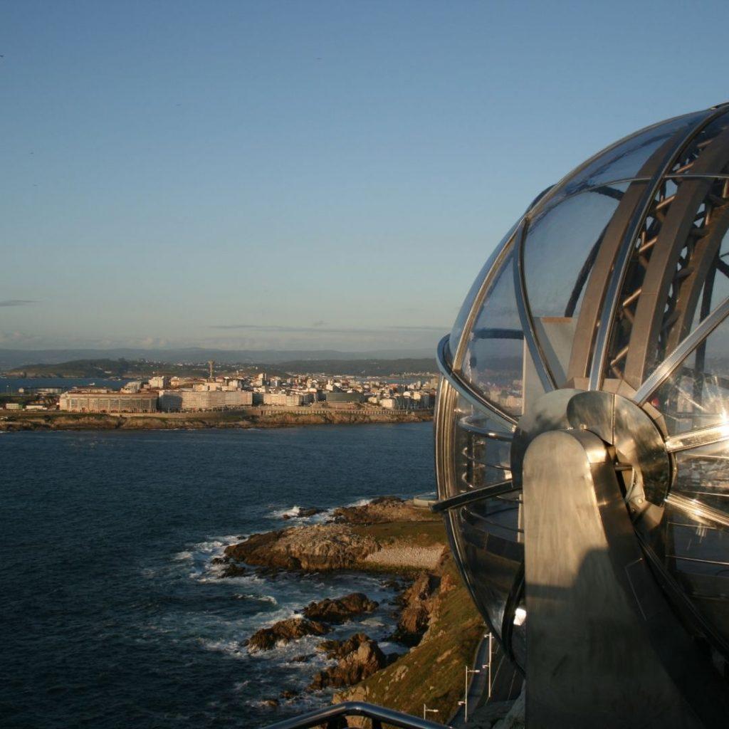 A-Coruña-mirador