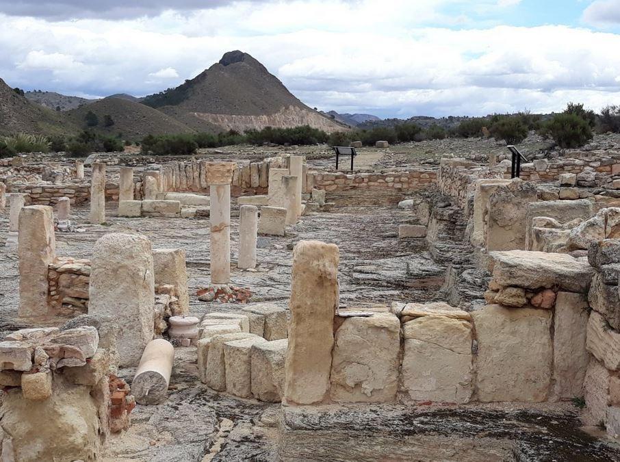 parque arqueologico hellin albacete