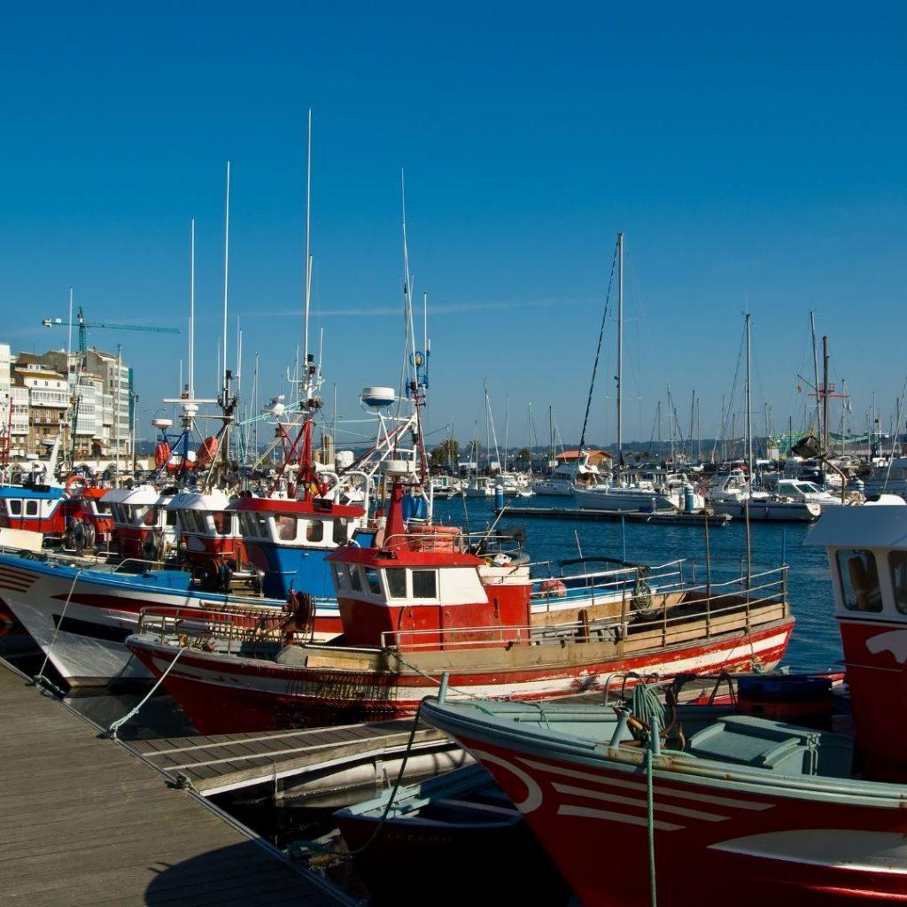 A-Coruña-puerto