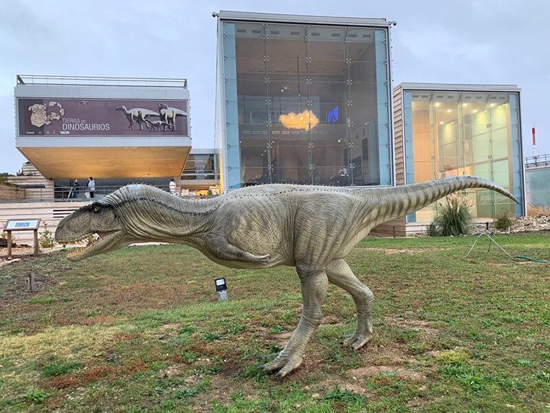 El Museo de Paleontología de Castilla-La Mancha, Cuenca