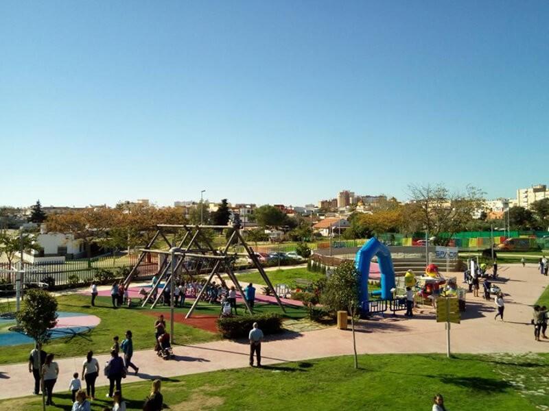 La Ciudad de los Niños y Niñas, Cádiz