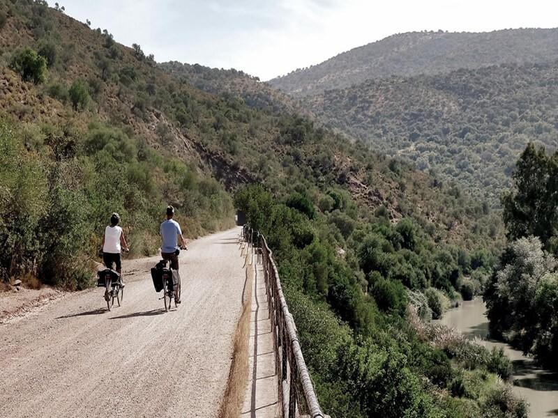 La Vía Verde de la Sierra, Cádiz