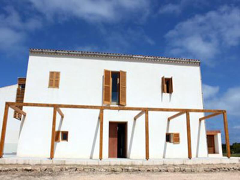 Centro de Interpretación de la Finca de Can Marroig, Formentera