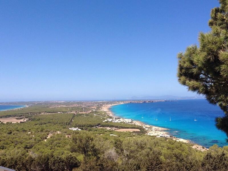 El Mirador, Formentera
