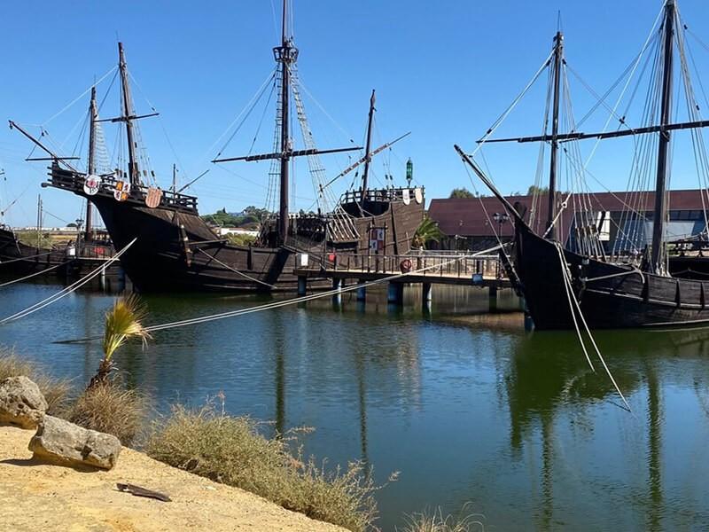 El Muelle de las Carabelas, Huelva
