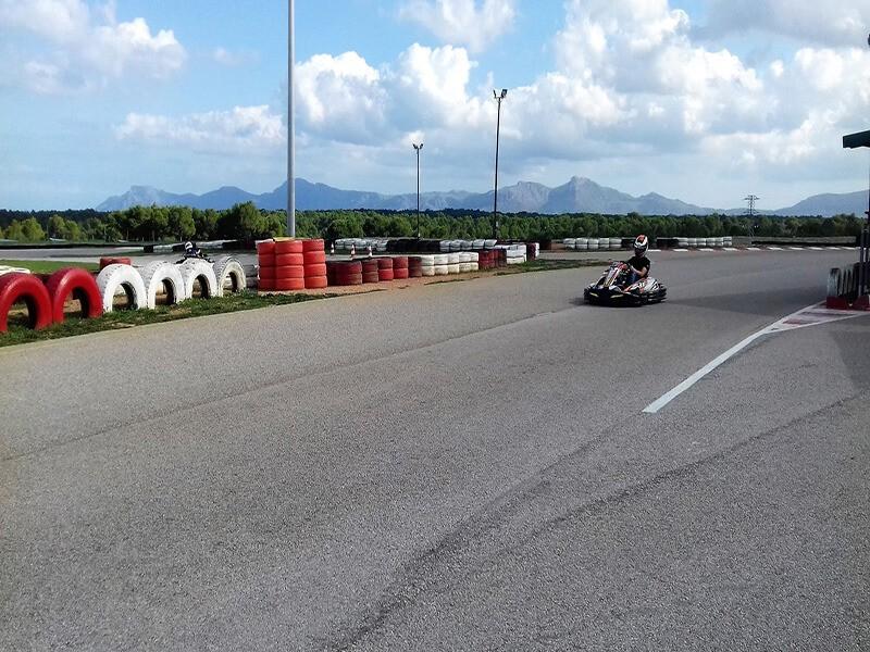 Karting Can Picafort, Mallorca