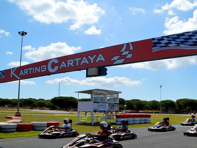 Karting Cartaya, Huelva