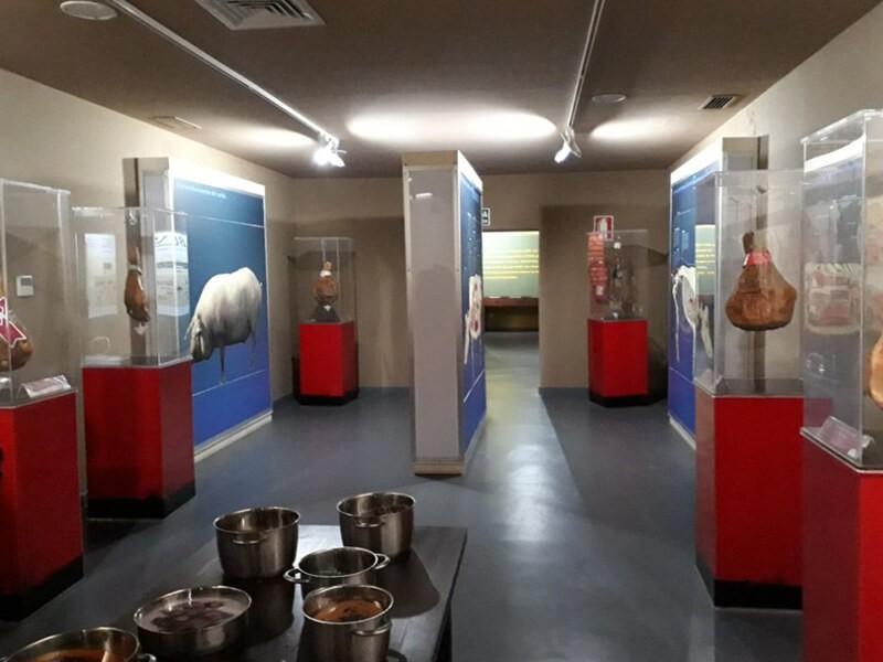 Museo del Jamón de Aracena, Huelva